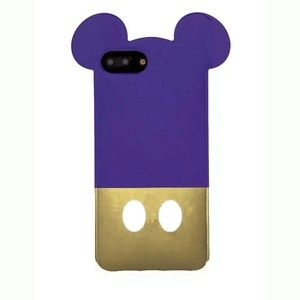 Disney DTech iPhone Case Mickey Mouse Potion Purpl